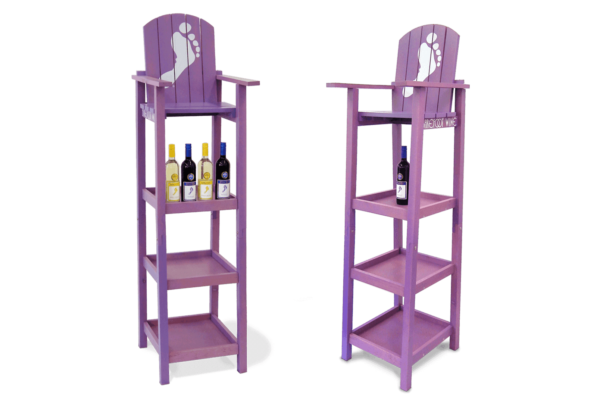 Barefoot Wine Rescue Chair Lifeguard chair