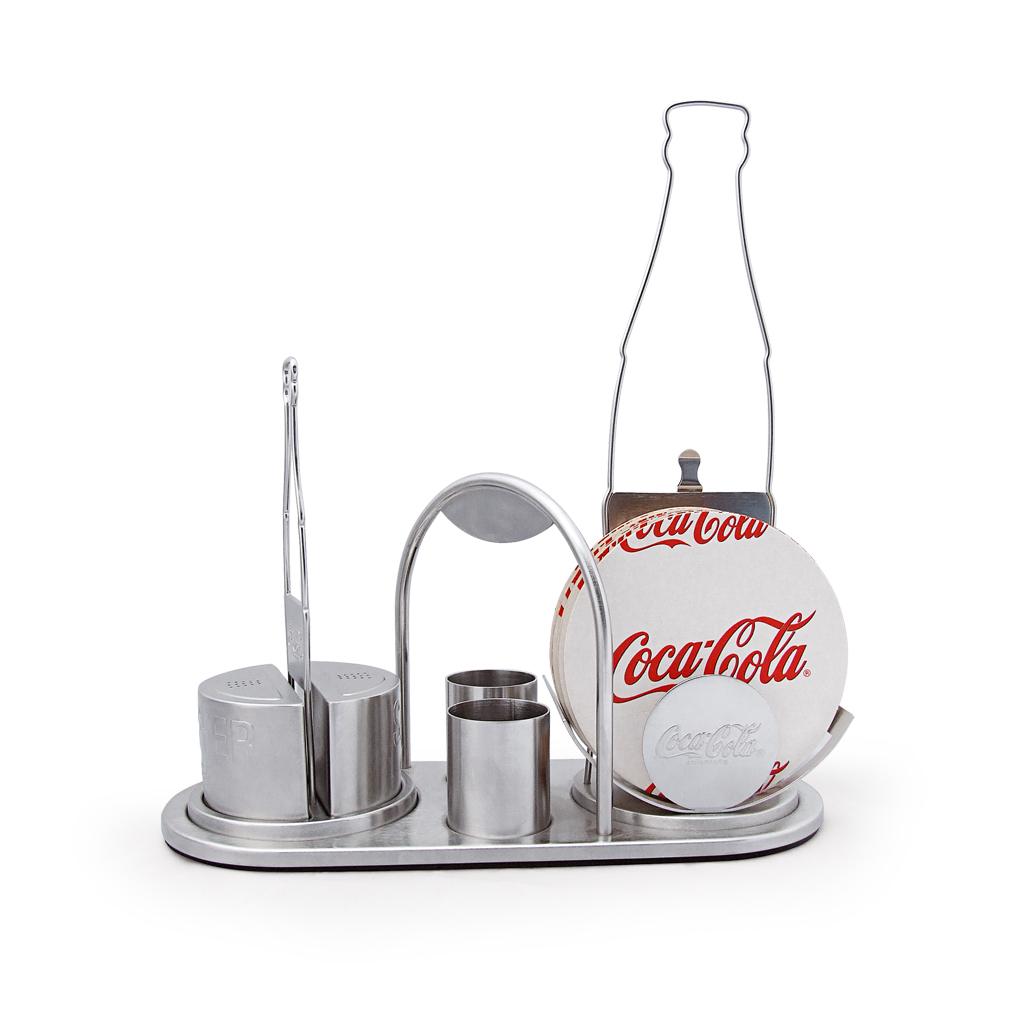 Coca Cola Silver-Edition Menagerie