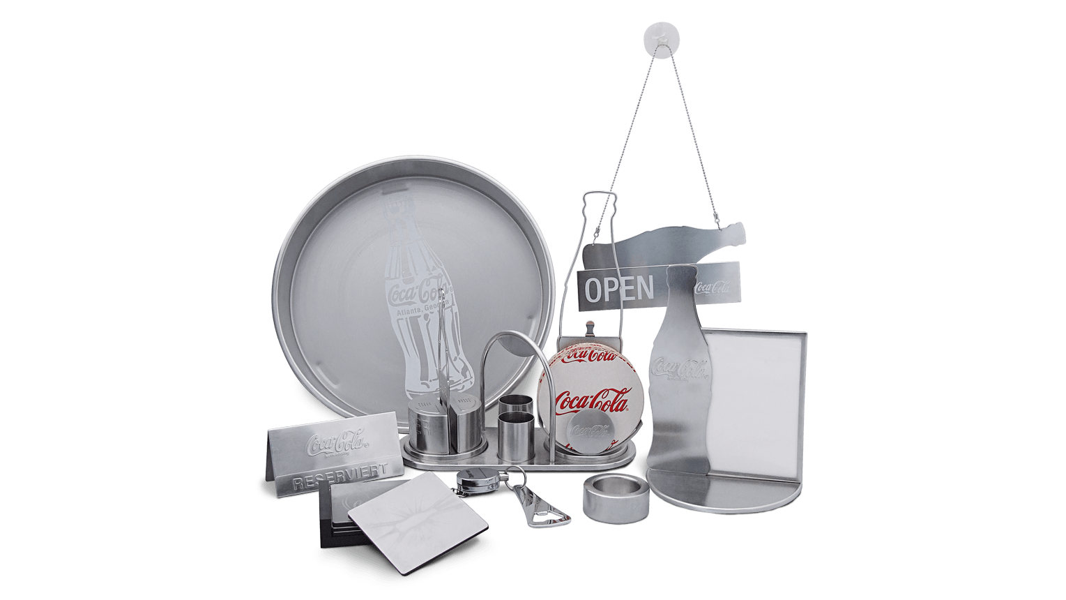 Coca Cola Silveredition