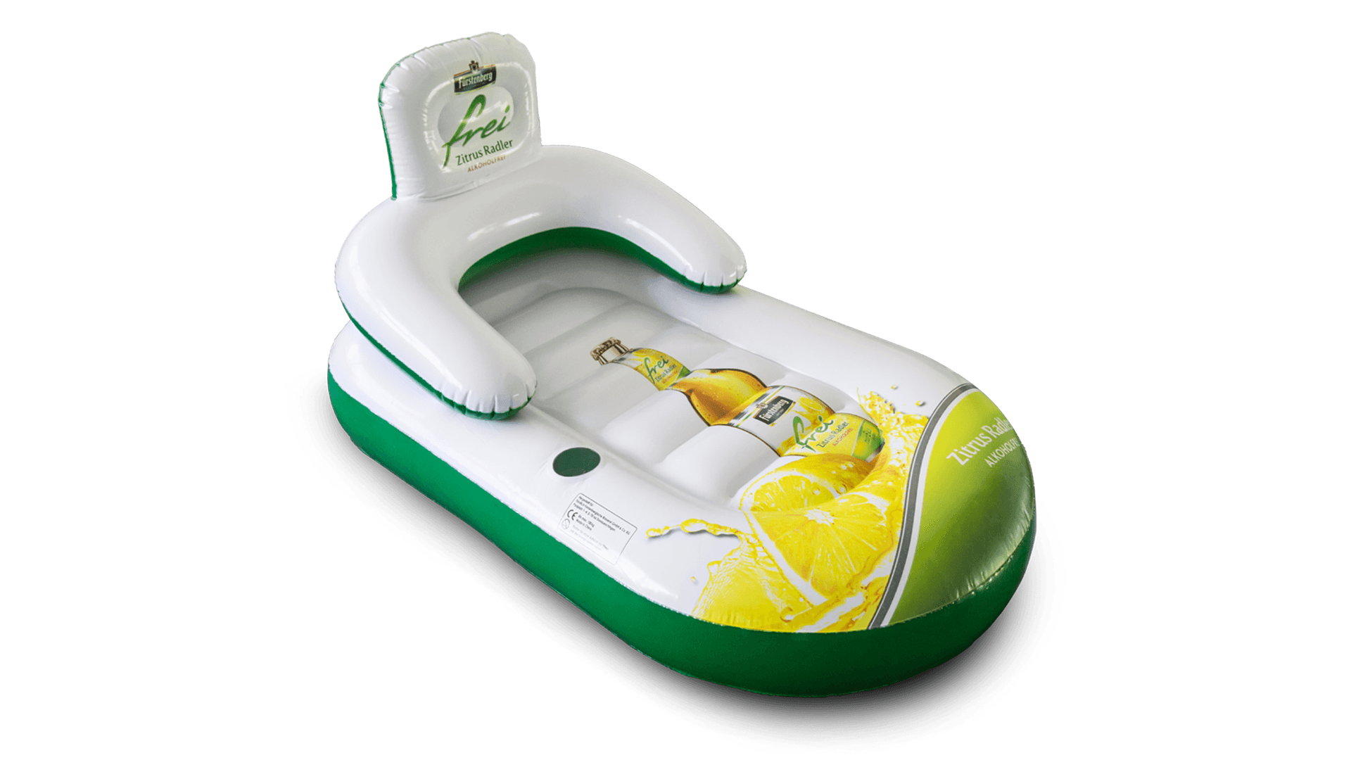 Fuerstenberg Swim-lounge Inflatable aufblasbar Matratze