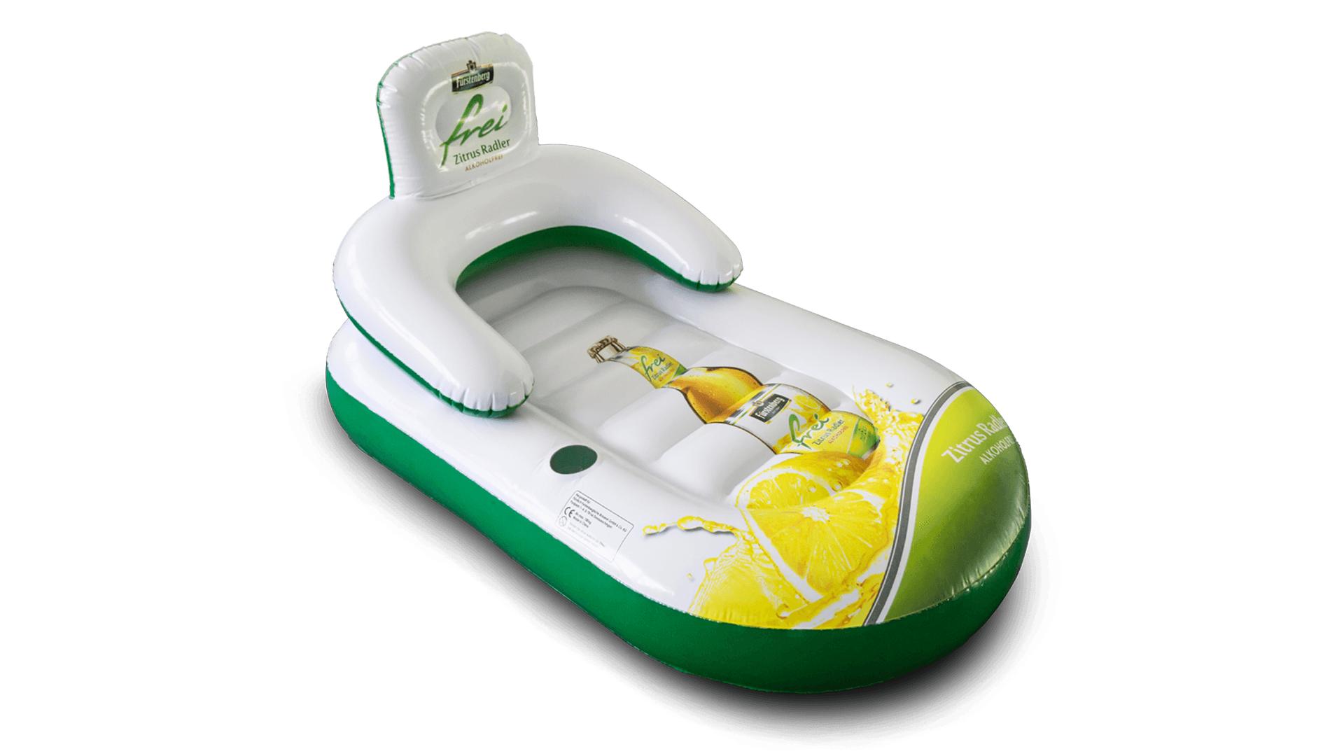 Fuerstenberg Swim-lounge Inflatable aufblasbar Matratze