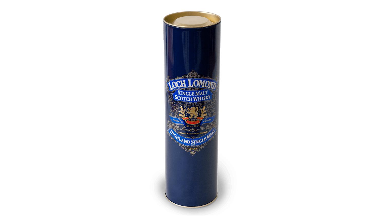 Loch Lomond Flaschen Blechdose