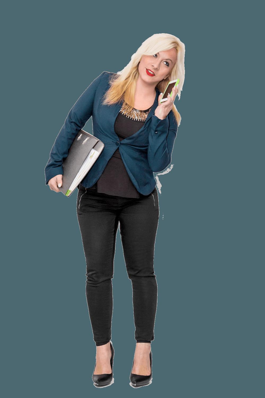 Maria Nickel Senior Account Executive