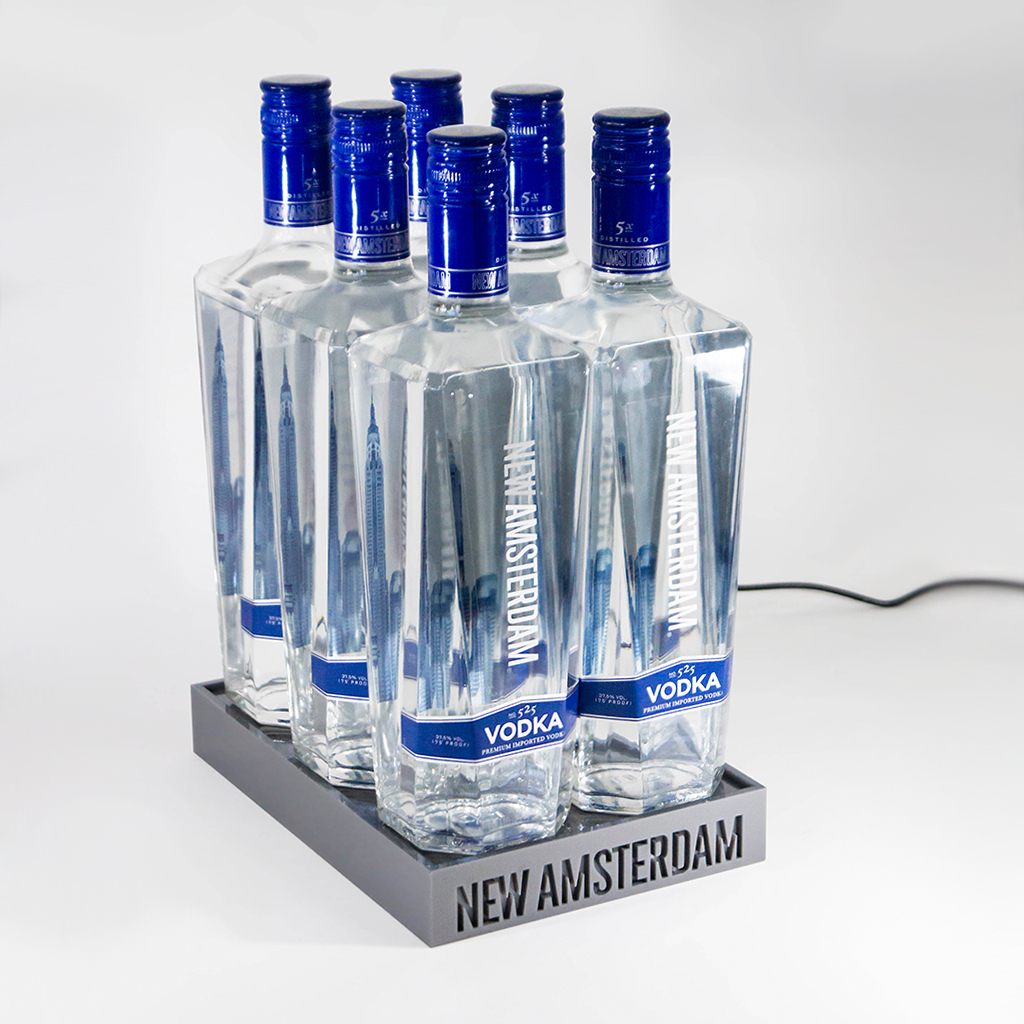 New Amsterdam LED Board