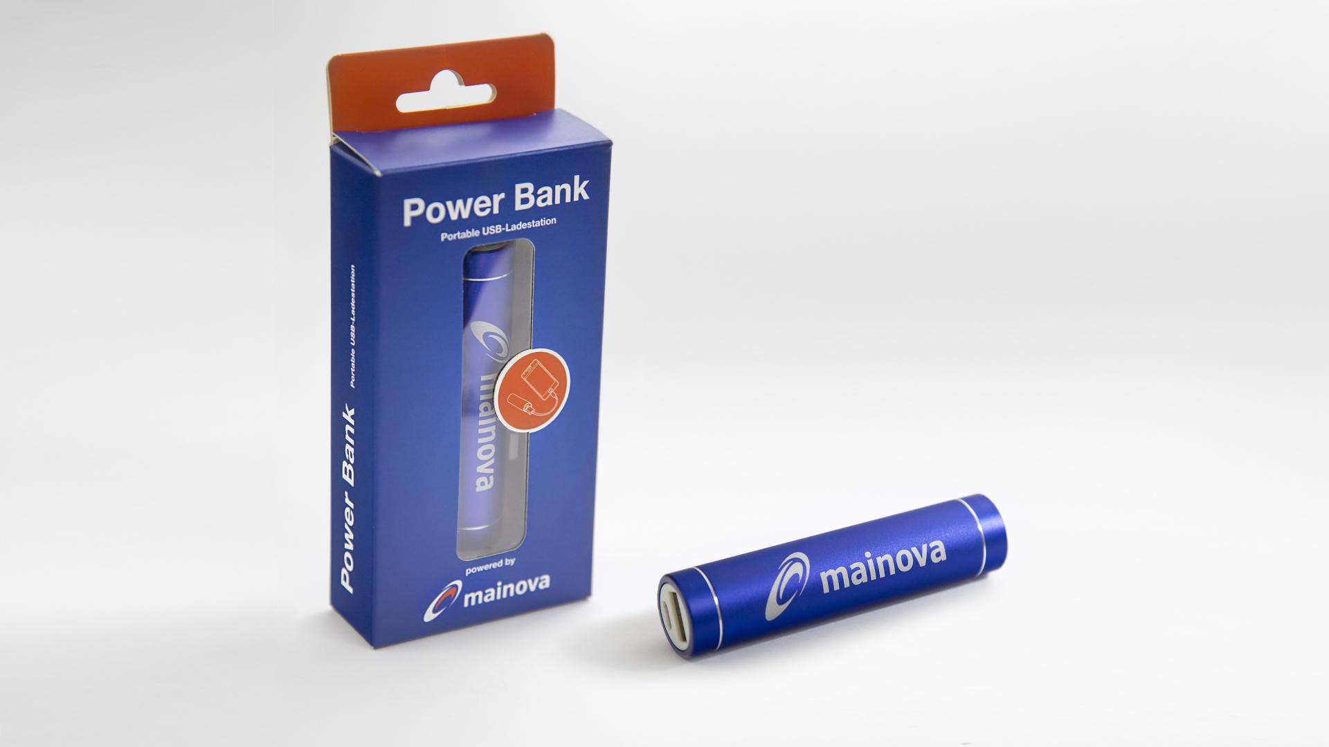 Mainova Powerbank