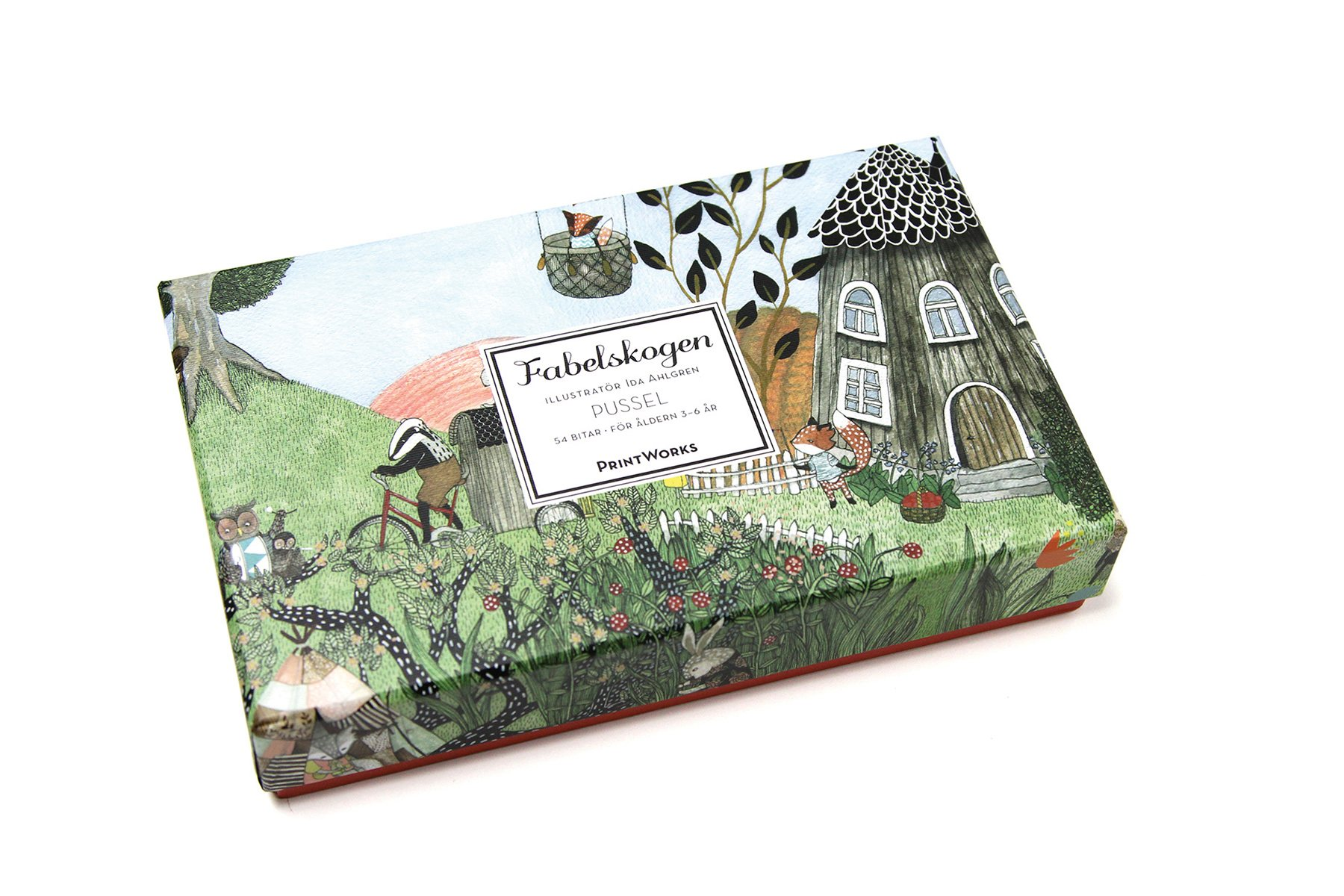 Puzzle Spiel On-Pack Co-Pack Druck Print Verpackung Schachtel Karton Packaging Box Starlite Veredelung Finish UV-Lack Colour 4c