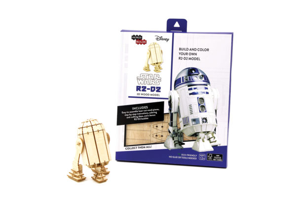 Trivia Book Buch Trivial Wissen Knowledge Star Wars R2D2 On-Pack Co-Pack Druck Print Verpackung Schachtel Karton Packaging Box Starlite Veredelung Finish UV-Lack Colour 4c