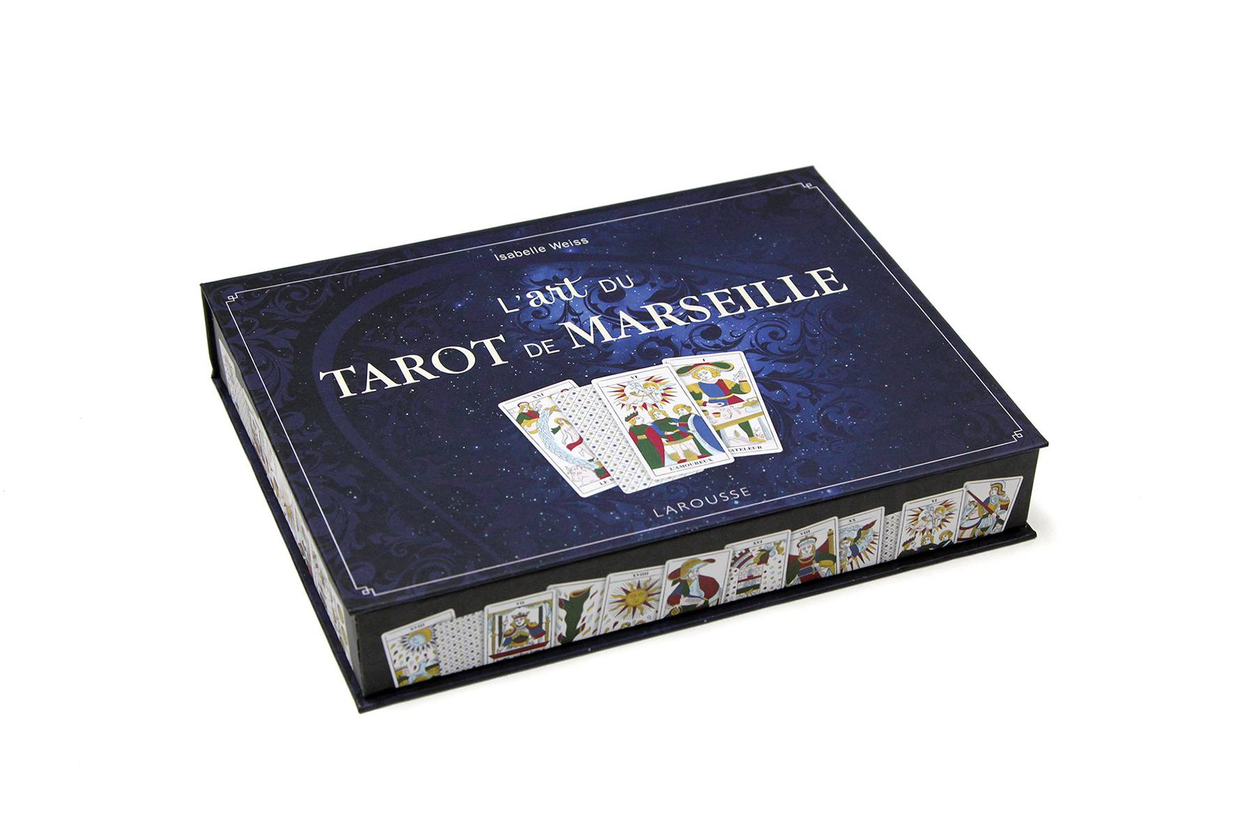 Tarot Karten Spiel On-Pack Co-Pack Druck Print Verpackung Schachtel Karton Packaging Box Starlite Veredelung Finish UV-Lack Colour 4c
