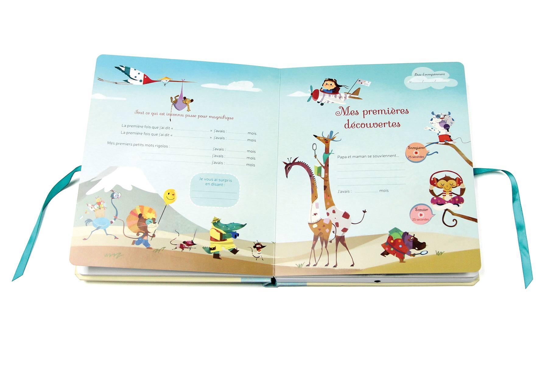 Starlite Sound Geräusche Buch Druck Print Button Interaktiv Interactive learning