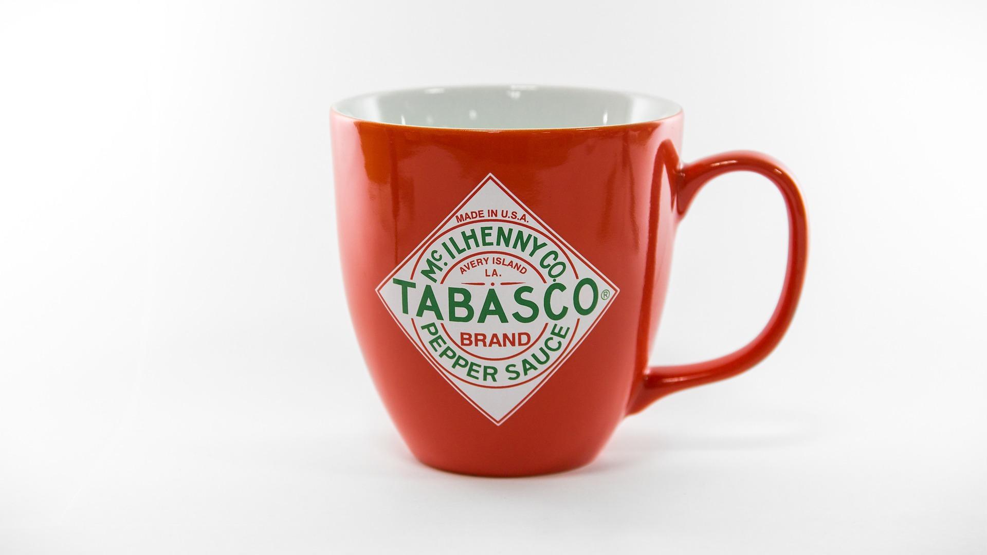Tabasco - Tasse