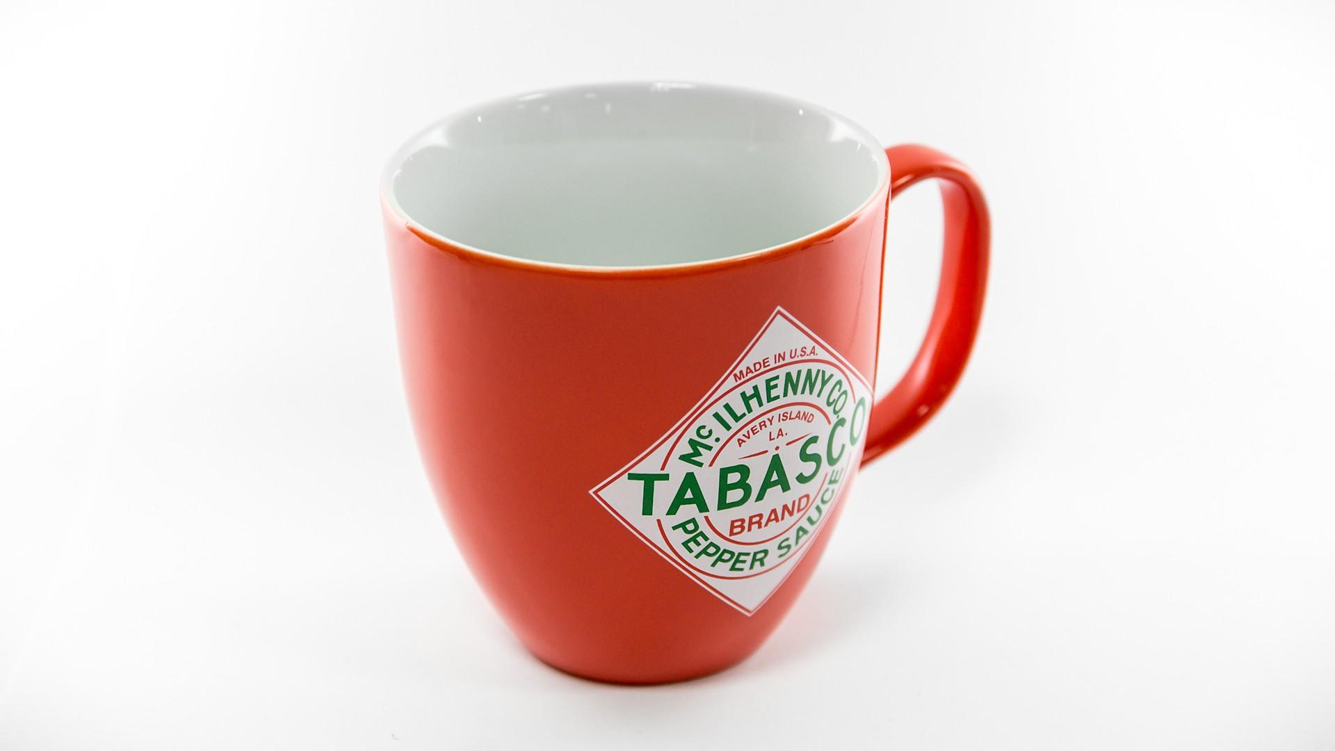 Tabasco Tasse Cup Mug Chili Sauce