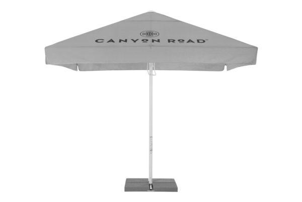 Canyon Road Sonnenschirm Parasol Gallo Garden Parasol Sunshade Gartenschirm Wine Wein